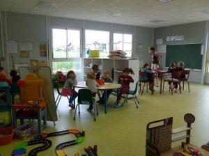 salle de classe Uhabia Ikastola